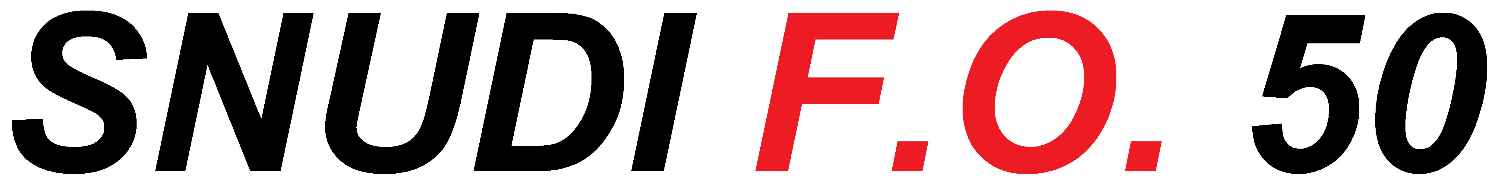 logo SNUDI F.O. Manche entete du site